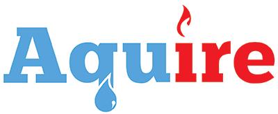 Aquire Restoration Logo